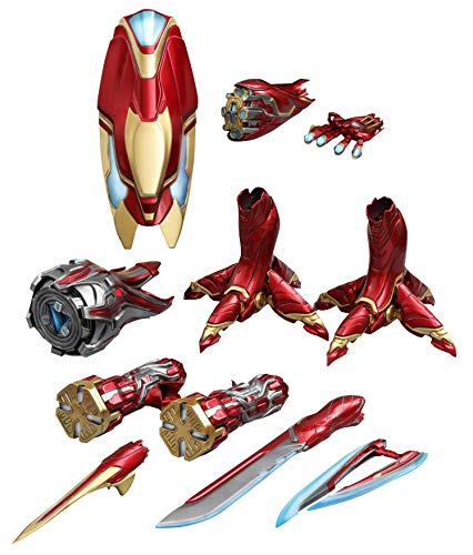 Hot Toys Avengers Infinity War Accessories Collection Series Iron Man Mark L Accessories