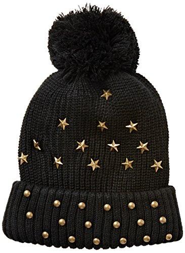 CAK Textil GmbH LTB Jeans Damen Pork Pie Hut Pilaro Hat, Schwarz (Black Wash 200), One size