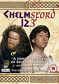 Chelmsford 123 The Complete Collection Dvd British