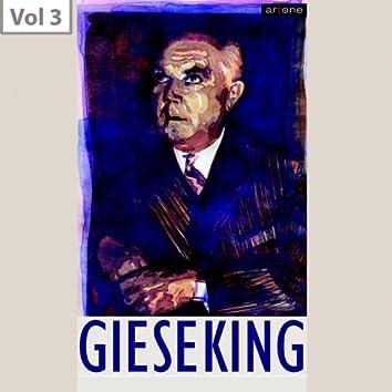 Walter Gieseking, Vol. 3