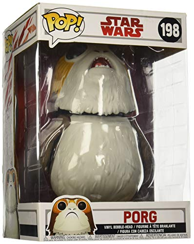 Pop! Star Wars - Figura de Vinilo Porg 25 CM Exclusive