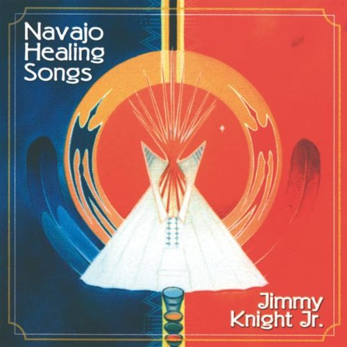 Navajo Healing Songs of the NA Church Vol 2 by Jr Jimmy Knight (2013-08-02)