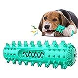 Juguete para Masticar Perro,interactivos Juguetes para masticadores agresivos con Sonido para Limpia Dientes,Cepillo de Dientes para Perros medianos y Grandes, Limpieza Dental de Dientes