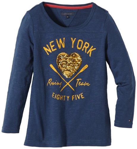 Tommy Hilfiger meisjesshirt met lange mouwen HEART MINI SN KNIT Long Sleeve / GJ57115678