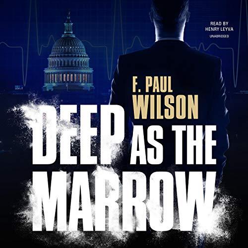Deep as the Marrow cover art