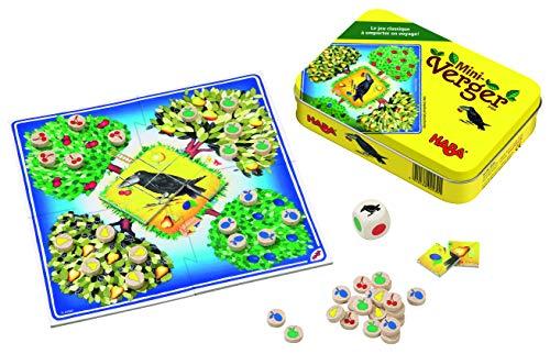 HABA 3464 - Mini-verger - Un jeu coopératif pour toute la famille (Fabriqué en Allemagne)