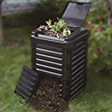 Tierra Garden 9496 80-Gallon (300L) Composter, Made of 90-Percent Recycled Material