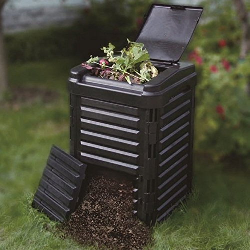 %23 OFF! Tierra Garden 9496 80-Gallon (300L) Composter,Made of 90-Percent Recycled Material