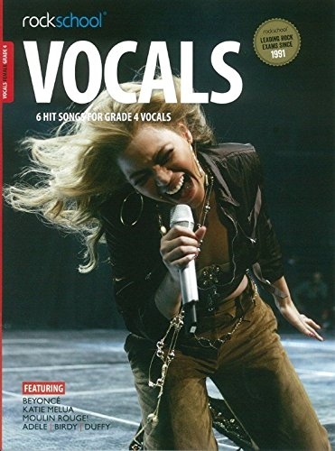 ROCKSCHOOL FEMALE VOCAL GR 4 BK AUDIO (Rockschool Vocals)