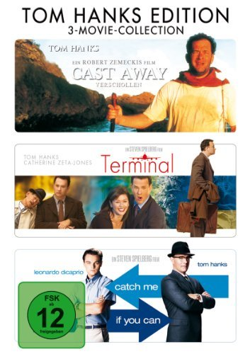 Tom Hanks Edition: Cast Away / Terminal / Catch Me if You Can