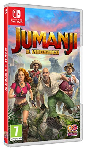 Jumanji: Il Videogioco - Nintendo Switch