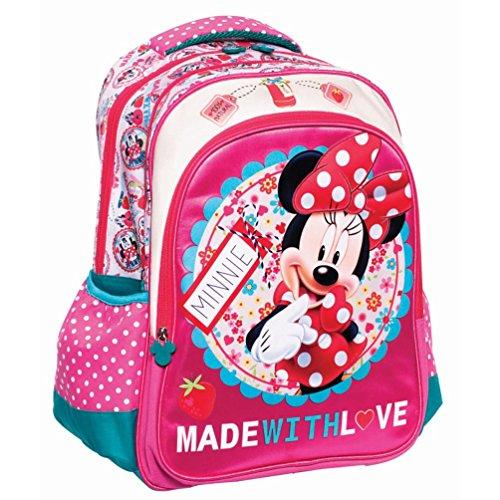 misterpeluche-it Minnie - Minnie - Disney Sac A Dos Cartable pour L'ECOLE 340-68031