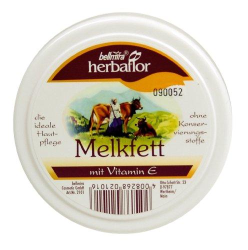 Herbaflor Melkfett -   mit Vitamin E, 2er