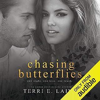 Chasing Butterflies audiobook cover art