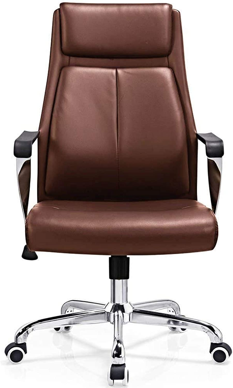 Loywe Bürostuhl Chefsessel Schreibtischstuhl Drehstuhl Design Kunstleder Stuhl Neu, JLB012-BM