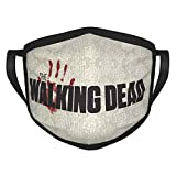 Sunwilam Facial Decorations Breathable The Walking Dead Logo Durable MasksBalaclavas mask