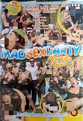 Sex DVD MAD SEX PARTY Private pool 4 EROMAXX 573
