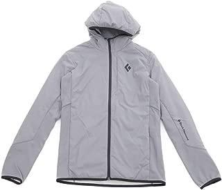 black diamond first light hybrid hooded jacket men's