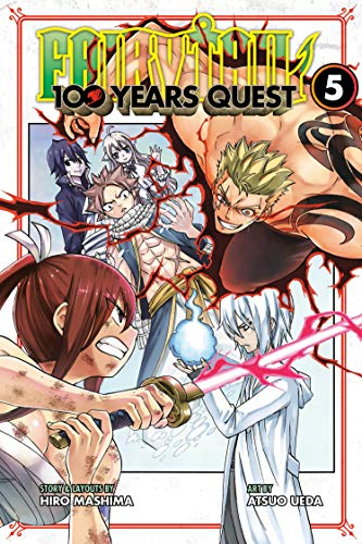 [画像:FAIRY TAIL: 100 Years Quest 5]