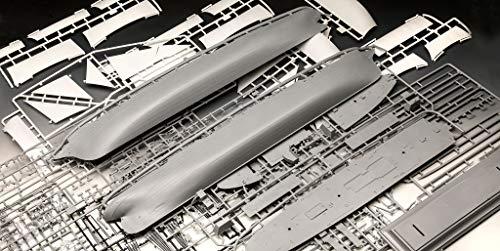 Revell Revell_05159 5159 Modell des Jahres, Segelschiff, Schiffsmodell, 57,5 cm 14 Modellbausatz Russian Barque KRUZENSHTERN im Maßstab 1:200, Level 5, Multicolour