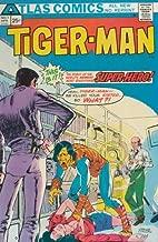 TIGER MAN # 1-3 complete series (TIGER MAN (1975 ATLAS / SEABOARD))