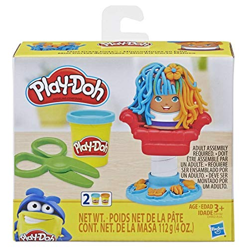 Hasbro Play-Doh - Barber Shop plastilina, E4918.