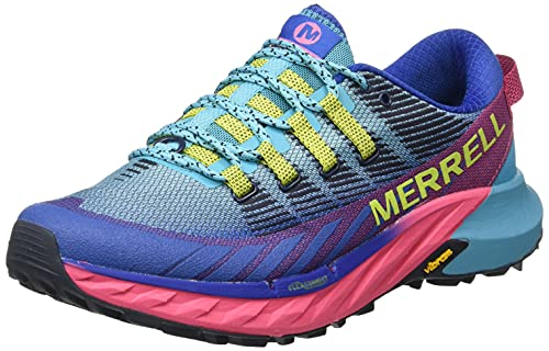 Merrell Agility Peak 4, Zapatillas de Running Mujer, Atoll, 38.5 EU