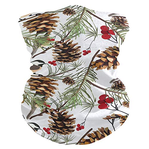 hengpai hals Gaiter vrouwen gezicht sjaal masker-stof, Balaclava gezicht masker Bandana aquarel vlinders