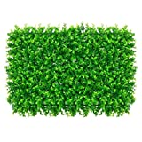 40 * 60 cm simulación de Plantas Verdes Artificiales Hierba Verde decoración de la Pared del hogar telones de Fondo de la Tienda del hogar decoración de césped Falso-c