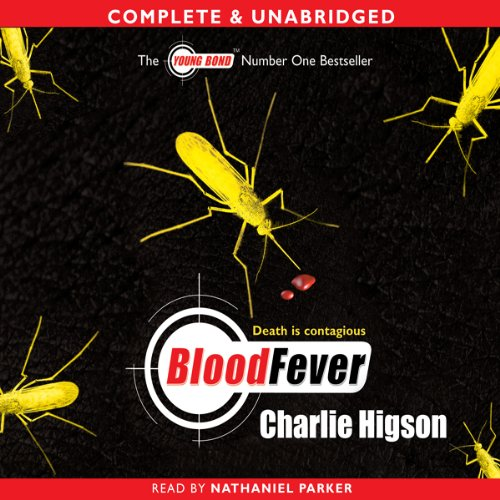 Young Bond: Blood Fever cover art