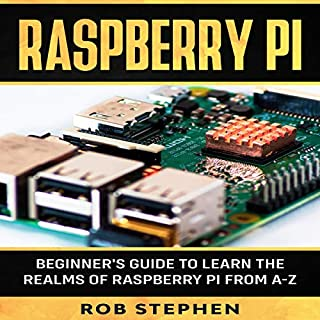 Raspberry Pi cover art