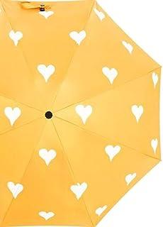 Umbrella Windproof Umbrella Folding Sun Female Sun Protection UV Portable Ultra Light Sunshade Easy to Pack (Size : A)
