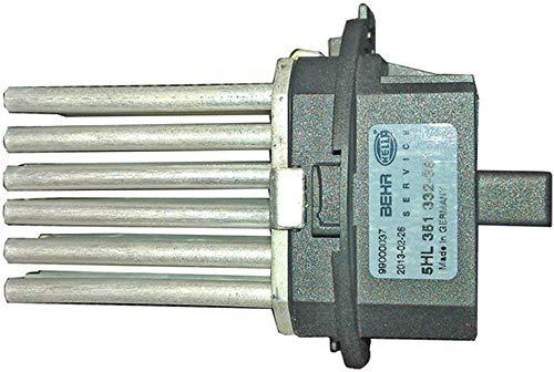 Mahle ABR 99 000P Regulador de Ventilador C y Resistencia