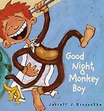 By Jarrett J. Krosoczka Good Night, Monkey Boy (Brdbk Rep)