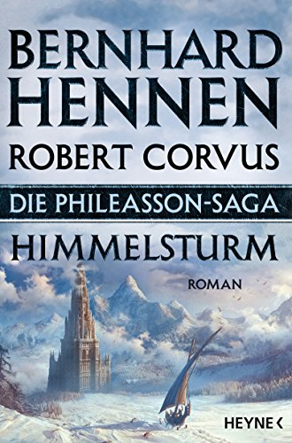 Die Phileasson-Saga - Himmelsturm: Roman (Die Phileasson-Reihe 2)