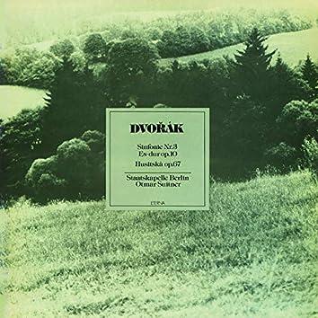Dvořák: Sinfonie No. 3 & Husitská