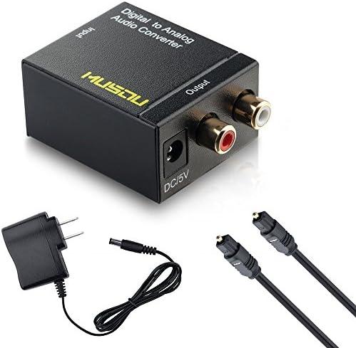 Top 10 Best analog to digital audio converter amplifier