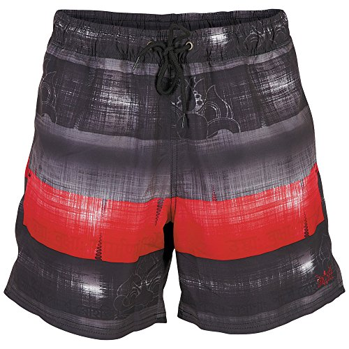 Chiemsee Herren Efisio Swimshorts, Block Red, L