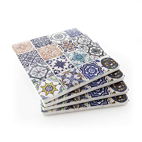 Thirstystone Occaions Lisbon Tiles occasions coaster, One Size