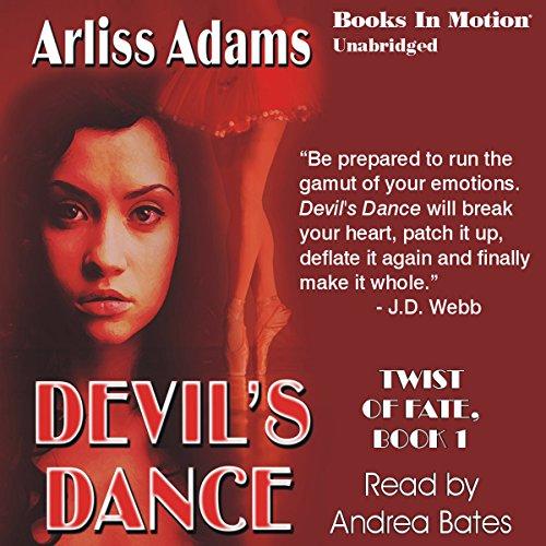 Devil's Dance audiobook cover art