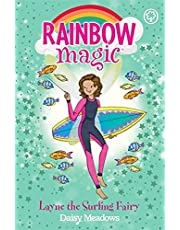 Rainbow Magic: Layne the Surfing Fairy: The Gold Medal Games Fairies Book 1