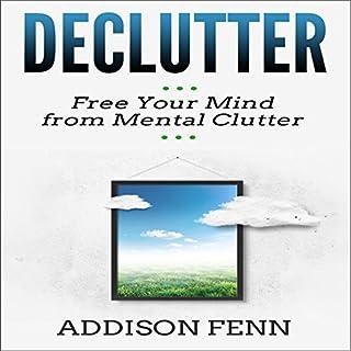 Declutter audiobook cover art
