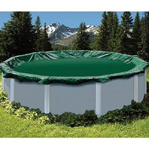 Swimline 18 Foot Round RipStopper Above and InGround Swimming Pool Cover | RIG18