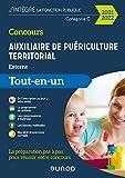 Concours Auxiliaire de puériculture territorial 2021-2022 - Tout-en-un - Tout-en-un (2021-2022)