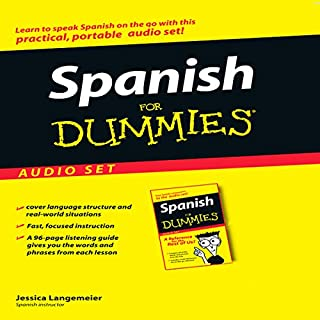 Spanish for Dummies cover art
