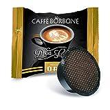 Caffè Borbone Don Carlo Miscela Oro- Confezione da 100 pezzi Capsule – Compatibile Lavazza A Modo Mio