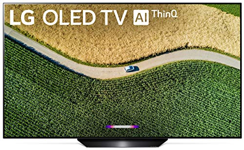 LG OLED77B9PUA B9 Series 77' 4K Ultra HD Smart OLED TV (2019)