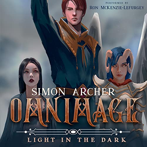 Omnimage: Light in the Dark cover art