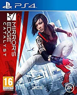 Mirrors Edge Catalyst PlayStation 4 by EA