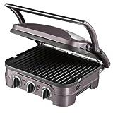 Cuisinart GR40E The Griddler: Plan de cuisson multifonctions Grill...